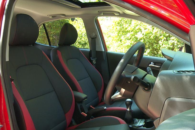 Kia Picanto Hatchback 1.0 3 5dr [4 seats]
